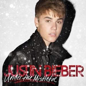 justin bieber under the mistletoe 300x300 Justin Bieber avslöjar låtlistan för albumet Under The Mistletoe
