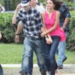 justin selena helikopter brasilien 15 150x150 Justin Bieber & Selena Gomez åker helikopter @ Brasilien [bilder]