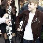 justin bieber selena gomez paris 09 150x150 Justin och Selena i Paris