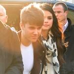 justin bieber selena gomez paris 10 150x150 Justin och Selena i Paris