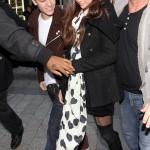 justin bieber selena gomez paris 12 150x150 Justin och Selena i Paris