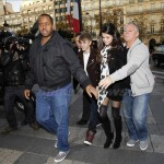 justin bieber selena gomez paris 15 150x150 Justin och Selena i Paris
