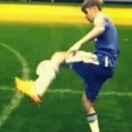 justin bieber fotboll chelsea 02 150x150 Justin Bieber spelar fotboll med Chelsea [bilder]