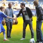 justin bieber fotboll chelsea 150x150 Justin Bieber spelar fotboll med Chelsea [bilder]