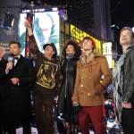 justin bieber nyar 2012 02 150x150 Bieber på nyårsafton @ Times Square i New York