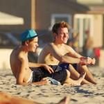 justin bieber ryan butler jeremy venice beach 07 150x150 Justin, Ryan och Jeremy på stranden i Venice Beach [bilder]
