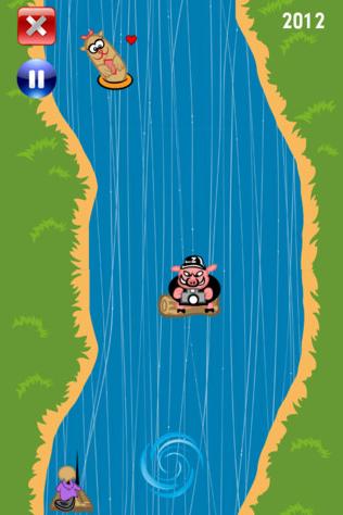 joustin beaver spel app 02 Justin Bieber stäms av RC3 (Joustin Beaver)