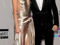 Bild på Jelena på American Music Awards