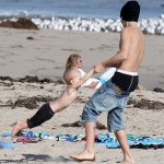 justin jaxon jazmyn jeremy pattie malibu beach 13 150x150 Justin, Jaxon, Jazmyn, Jeremy och Pattie @ Malibu Beach [bilder]