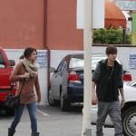 justin selena frukost ihop encino los angeles 02 150x150 Justin & Selena på väg till iHop för frukost [bilder]