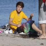 justin selena jaxon jazmyn jeremy malibu beach 07 150x150 Justin, Jaxon, Jazmyn, Selena & Jeremy @Malibu Beach [bilder]