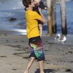 justin selena jaxon jazmyn jeremy malibu beach 08 150x150 Justin, Jaxon, Jazmyn, Selena & Jeremy @Malibu Beach [bilder]