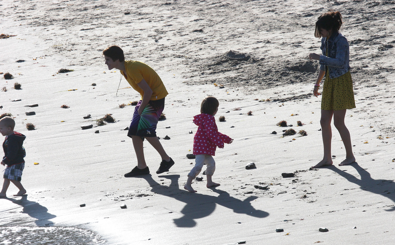 justin selena jaxon jazmyn jeremy malibu beach 10 Justin, Jaxon, Jazmyn, Selena & Jeremy @Malibu Beach [bilder]