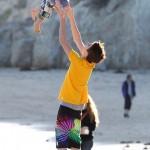 justin selena jaxon jazmyn jeremy malibu beach 11 150x150 Justin, Jaxon, Jazmyn, Selena & Jeremy @Malibu Beach [bilder]