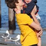 justin selena jaxon jazmyn jeremy malibu beach 19 150x150 Justin, Jaxon, Jazmyn, Selena & Jeremy @Malibu Beach [bilder]