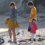 justin selena jaxon jazmyn jeremy malibu beach 30 150x150 Justin, Jaxon, Jazmyn, Selena & Jeremy @Malibu Beach [bilder]