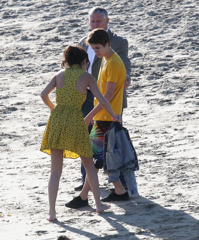 justin selena jaxon jazmyn jeremy malibu beach 32 Justin, Jaxon, Jazmyn, Selena & Jeremy @Malibu Beach [bilder]