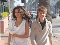 Bild på Justin och Selena