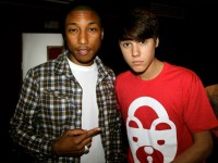 Bild på Justin Bieber & Pharrell Williams