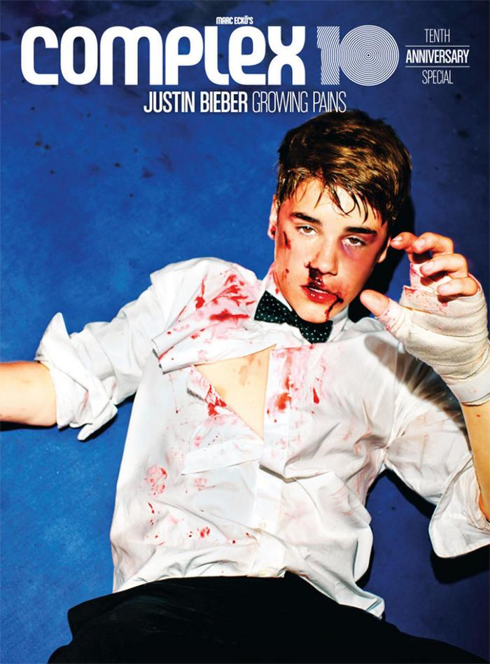 justin complex magazine 02 Justin gör photoshoot för Complex Magazine [bilder]