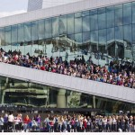 bieber oslo operahuset fans 150x150 Justin Bieber skapade kaos i Oslo