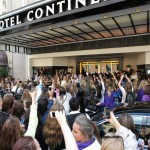 justin bieber oslo fans hotell 150x150 Justin Bieber skapade kaos i Oslo