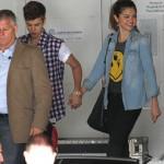 Justin & Selena besöker Starship Childrens Hospital i Auckland