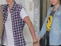 Justin och Selena besöker Starship Children's Hospital i Auckland