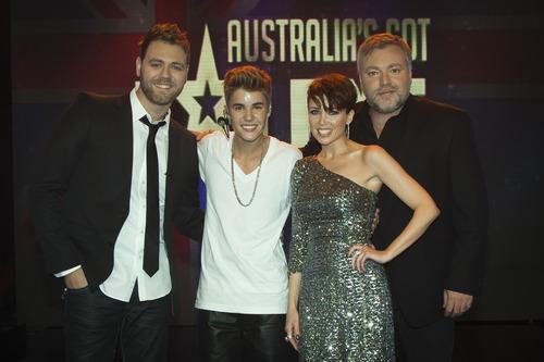 Justin i Australias Got Talent [videor]
