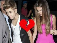 Justin och Selena har gjort slut