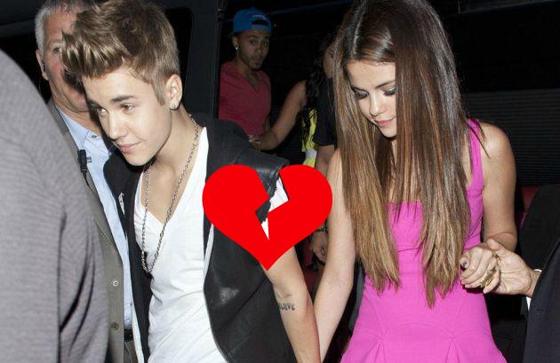 justin bieber selena gomez gjort slut Justin Bieber och Selena Gomez har gjort slut