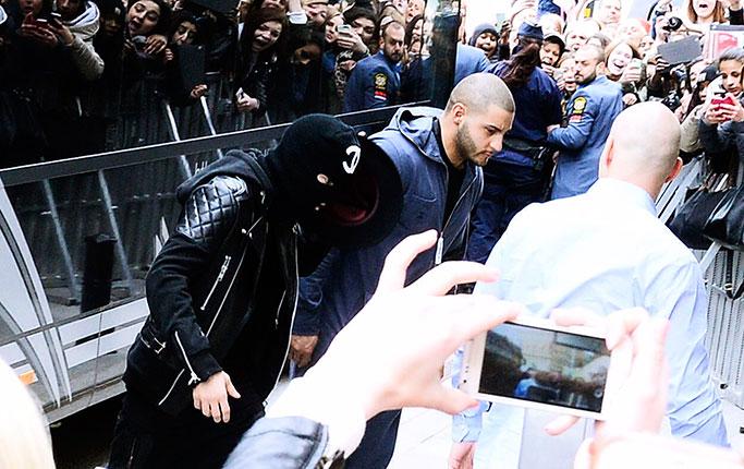 justin bieber sverige Justin i Sverige: Tre fans kollapsade